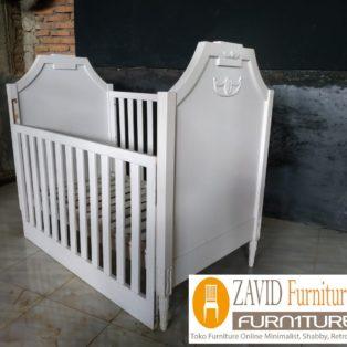 Box Bayi Surabaya Putih Duco Minimalis Modern