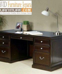 meja kantor warna hitam 247x296 - Toko Furniture Jepara | Spesialis Mebel Jepara Online Kota Ukir