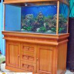 Meja Aquarium Mewah Klasik Di Semarang
