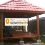 Jual Gazebo Minimalis Bahan Baku Berkualitas Tinggi