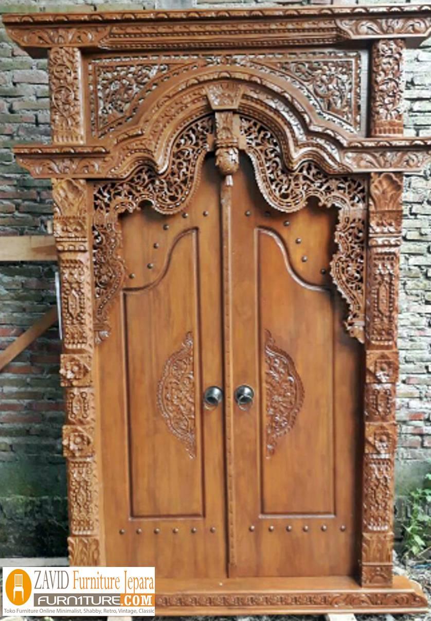 pintu-gebyok-jepara Pintu Gebyok Ukir Jepara