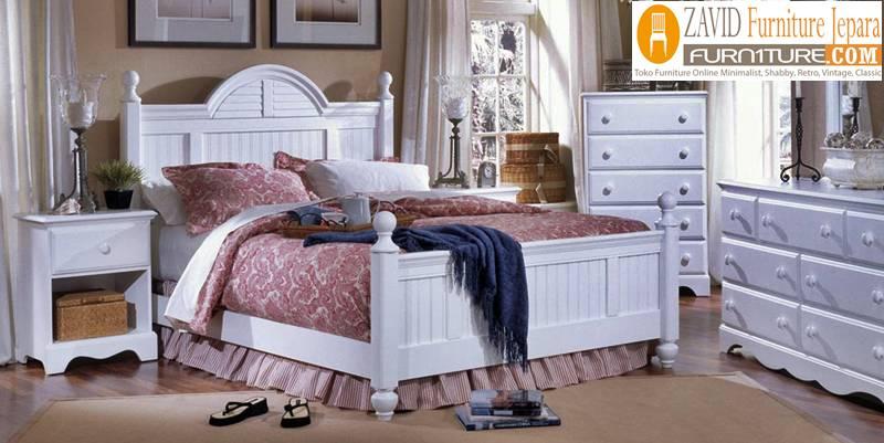 kamar-set-putih-duco-minimalis Perlengkapan Kamar Set Terbaru Model Minimalis Dan Ukir Harga Murah