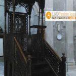 Jual Mimbar Kubah 2020 Paling Laris Ukiran Jati Untuk Masjid