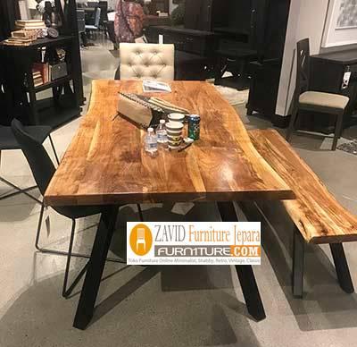 set meja makan trembesi terbaik ditahun 2020 - 2020 Meja Trembesi Untuk Makan Desain Paling Laris Di Indonesia