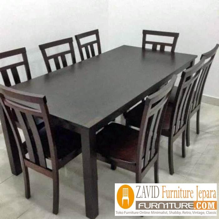 jual-meja-makan-minimalis-8-kursi-baru Meja Makan Minimalis 8 Kursi