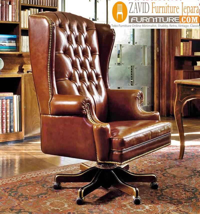 kursi kantor sofa termahal - Kursi Direktur Mewah Termahal