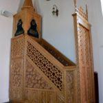 Model Gambar Mimbar Masjid Nabawi Madinah Yang Terkenal