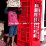 Lemari Telephone Jakarta Desain Lemari Hias Baru Terlaris