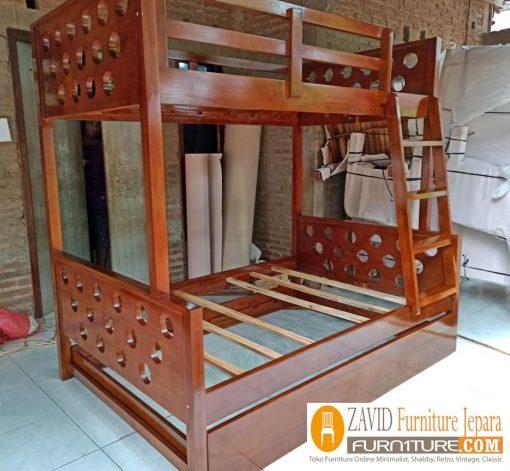tempat tidur tingkat kayu jati sorong 510x471 - Flip Book