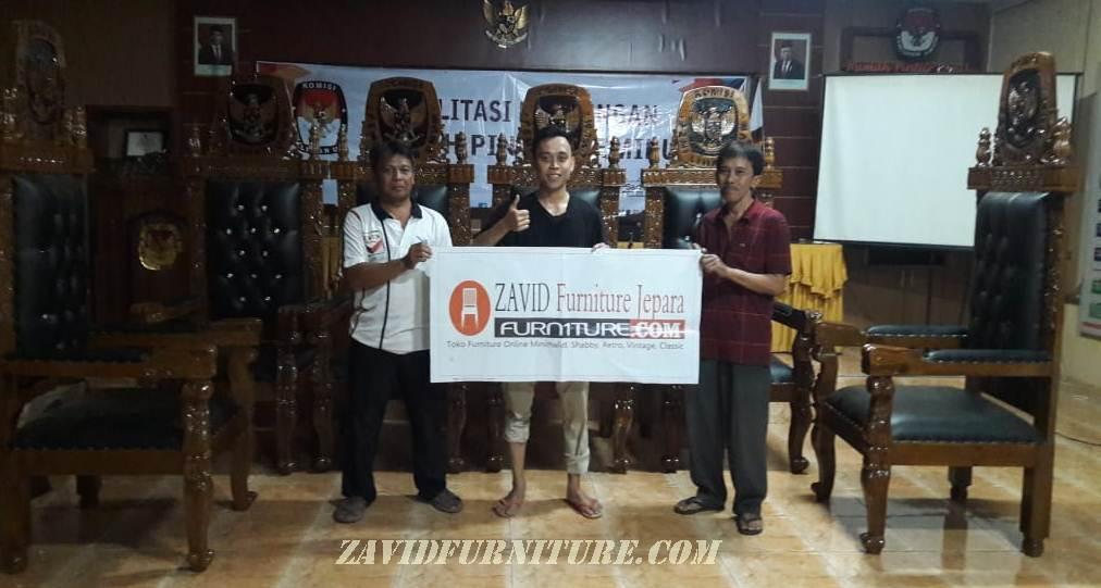 meja-dan-kursi-pengadilan-baru Meja Dan Kursi Pengadilan KPU Kayu Jati Solid