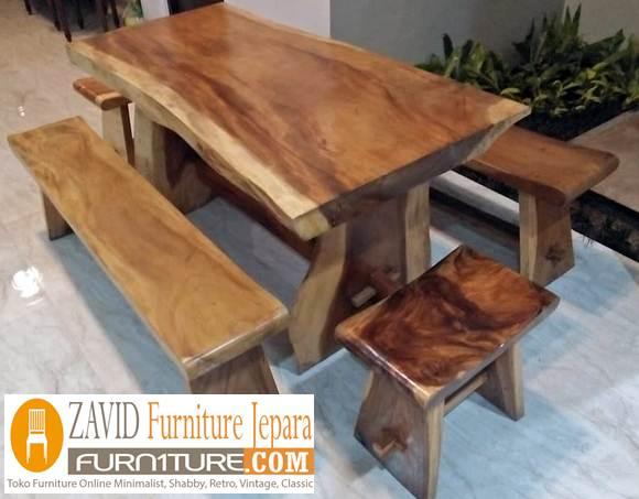 meja-trembesi-antik-kayu-berkualitas Meja Antik Kayu Trembesi Solid Berkualitas Untuk Makan