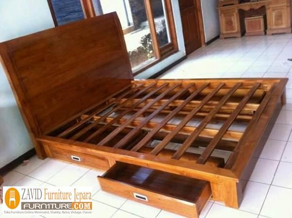 tempat-tidur-laci-minimalis-1 Tempat Tidur Laci Jogjakarta Desain Terlaris Incaran Konsumen