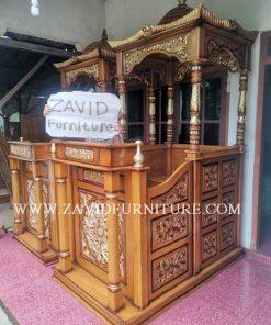 Jual mimbar masjid jakarta murah