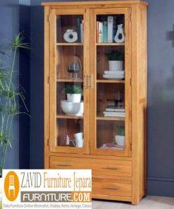 lemari hias minimalis sederhana model 2 pintu 247x296 - Cute Shop