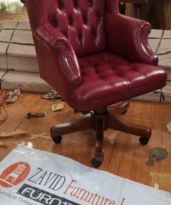 kursi direktur kantor merah 247x296 - Cute Shop