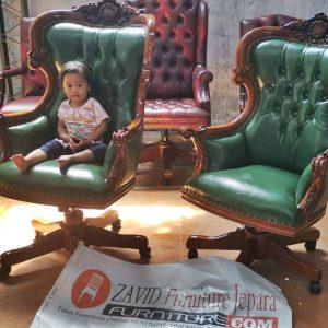 kursi direktur kantor ukir desain baru 300x300 - Toko Furniture Jepara | Spesialis Mebel Jepara Online Kota Ukir