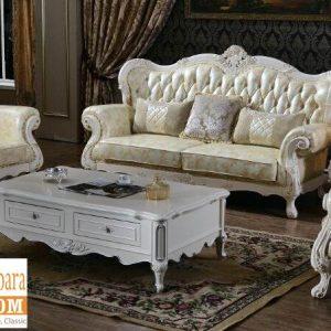 kursi sofa kulit ukiran mewah baru 300x300 - Toko Furniture Jepara | Spesialis Mebel Jepara Online Kota Ukir