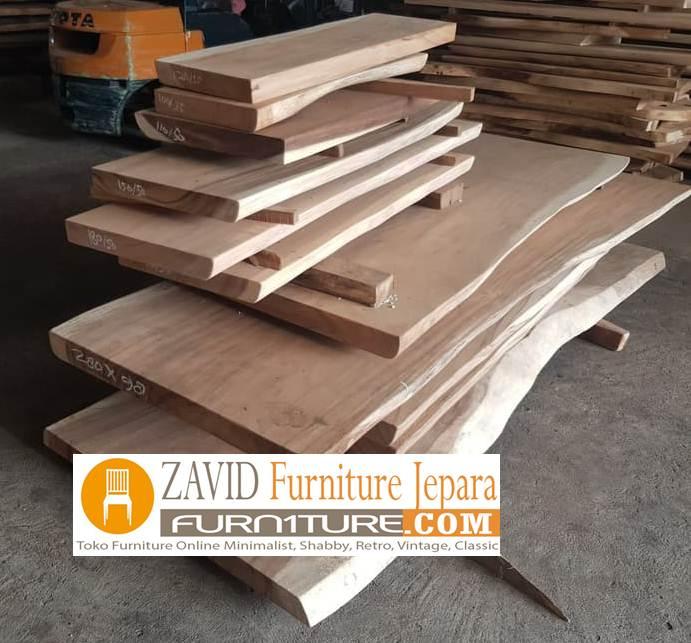 papan kayu trembesi baru murah - Papan Kayu Trembesi Murah Kayu Solid