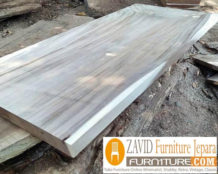 papan kayu trembesi minimalis - Papan Kayu Trembesi Murah Kayu Solid