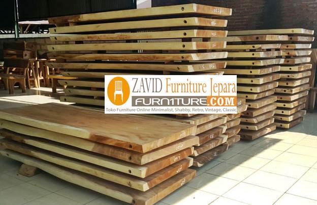 papan kayu trembesi solid baru - Papan Kayu Trembesi Murah Kayu Solid