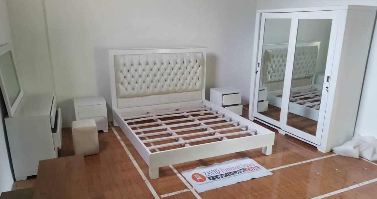 kamar set putih duco model baru - Kamar Set Jakarta Putih Duco Kualitas Jepara Eksport