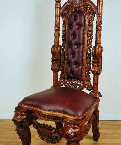 kursi raja dan ratu kayu jati 247x296 - Toko Furniture Jepara | Spesialis Mebel Jepara Online Kota Ukir