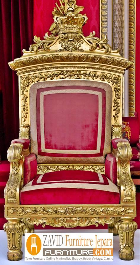 kursi raja dan ratu kayu jati ukir - Kursi Raja dan Ratu Kayu Jati Ukir Desain Minimalis Modern