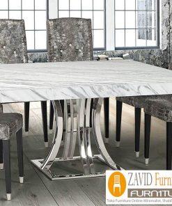 meja marmer segi 4 kaki stainless 247x296 - Toko Furniture Jepara | Spesialis Mebel Jepara Online Kota Ukir